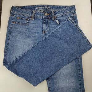 American Eagle Favorite Boyfriend Jeans Stretch